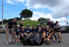 Parque de la Paz Clean Up